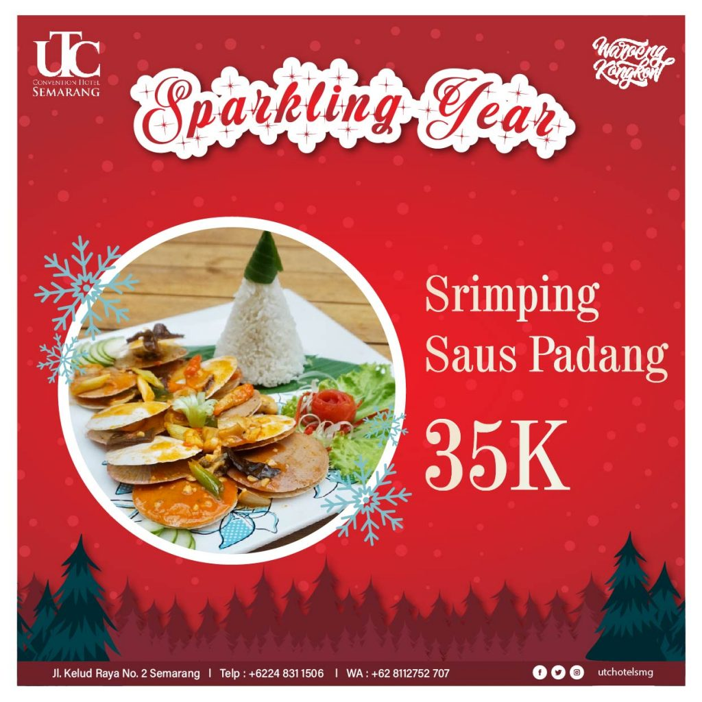 Srimping Saus Padang